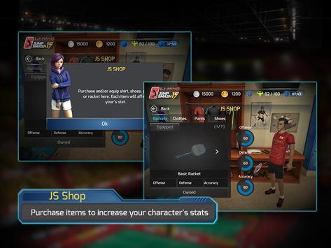 LiNing Jump Smash 15 Badminton screenshot 6