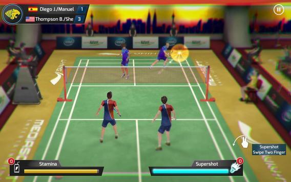 LiNing Jump Smash 15 Badminton screenshot 9