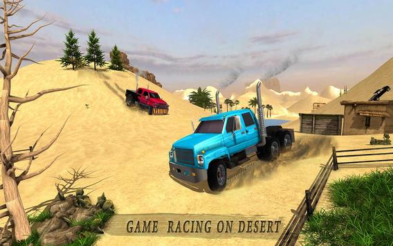 Offroad Sierra Desert Drive 3D apk screenshot