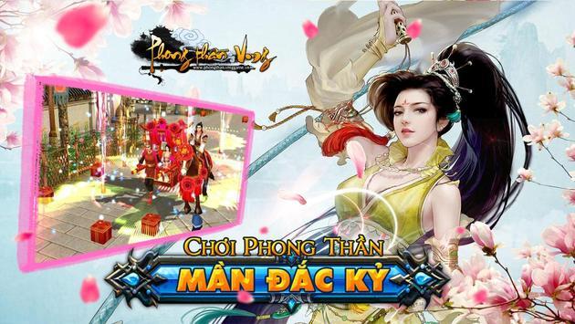 Phong Thần poster