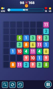 Block Puzzle Connect Number: 123x4 screenshot 4