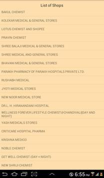 H1N1RXFinder apk screenshot