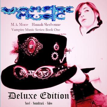 Vampire Music DX - Teen Novel poster