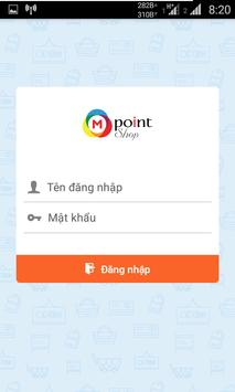 mPoint Shop poster