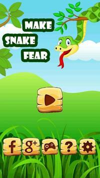 Make Snake Fear poster
