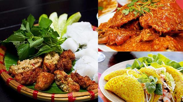 Nét Ẩm Thực Việt apk screenshot