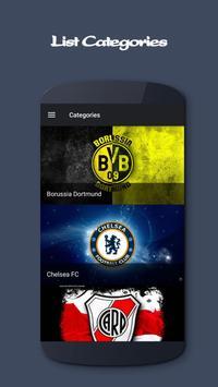Football Player Wallpapers Ultra HD screenshot 1