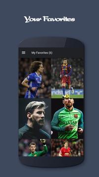 Football Player Wallpapers Ultra HD screenshot 2