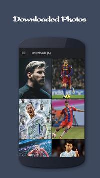 Football Player Wallpapers Ultra HD screenshot 3