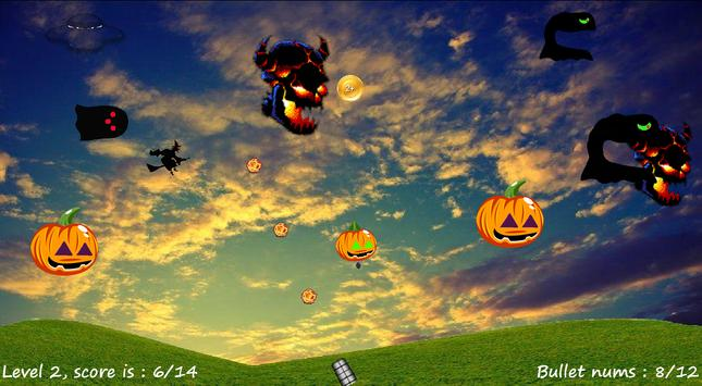 Halloween Zombies Hunting apk screenshot