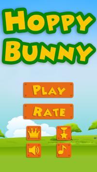 Hoppy Bunny - A Flappy Journey screenshot 10