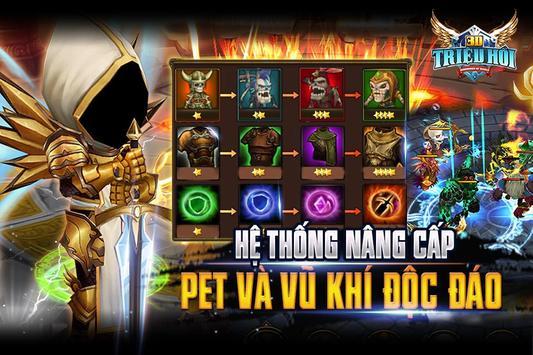 Triệu Hồi apk screenshot