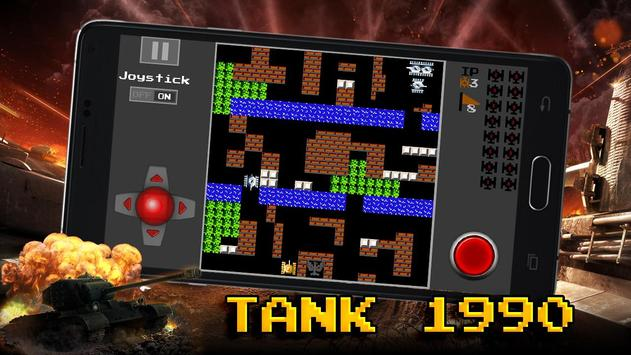 Battle Tank 1990 poster