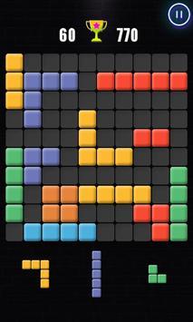 Block Puzzle Mania Jewels poster