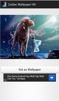 Zodiac Wallpaper HD apk screenshot