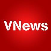 Vnews – Tin tức Việt Nam, đọc báo online 24h icon
