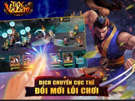 Tân Võ Lâm poster