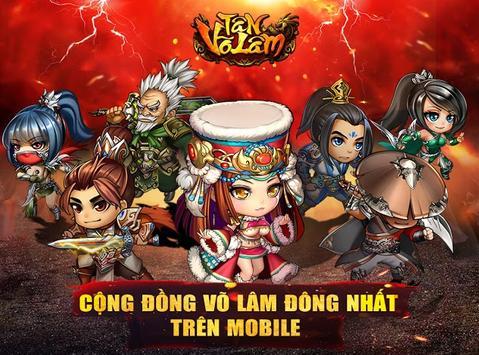 Tân Võ Lâm apk screenshot