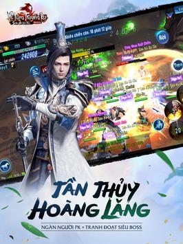 Võ Lâm Truyền Kỳ Mobile - VNG apk screenshot