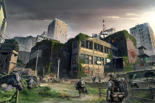DEAD WARFARE: Zombie poster