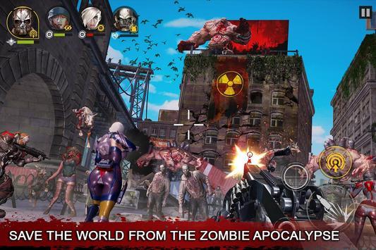 DEAD WARFARE: Zombie apk screenshot