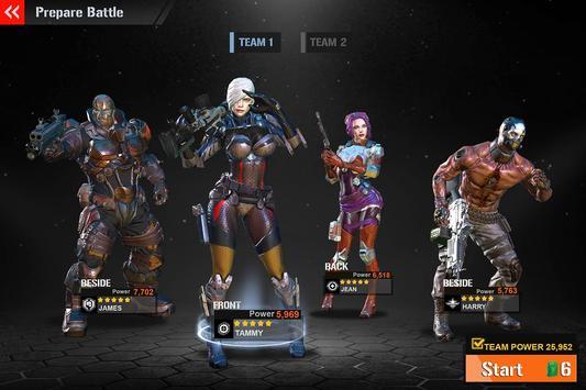 DEAD WARFARE: Zombie Survival Game apk screenshot
