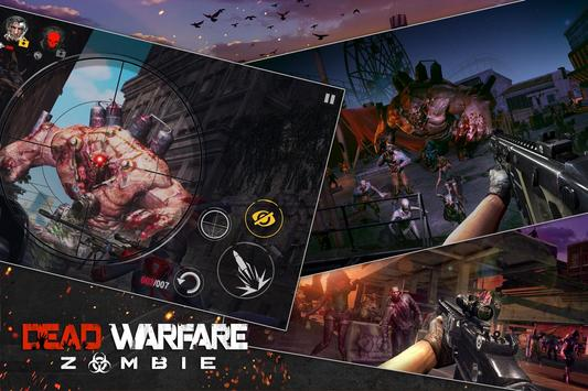 DEAD WARFARE: Zombie apk screenshot
