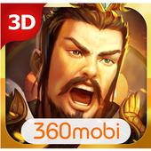 3Q 360mobi 3D biểu tượng