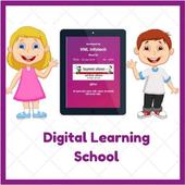 Digital Learning ZP and Marathi School icon