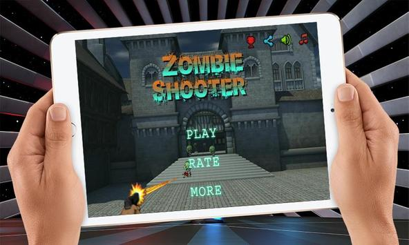 Zombie Shooter poster