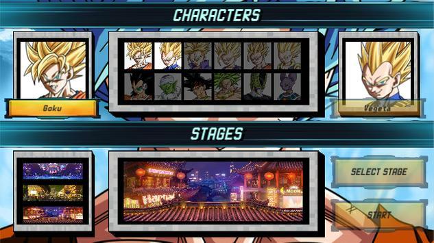 Super Saiyan Goku: Dragon Z Fighter スクリーンショット 5