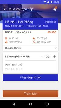 VIET THANH CHECK IN MOBILE APP screenshot 5