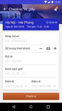VIET THANH CHECK IN MOBILE APP screenshot 7