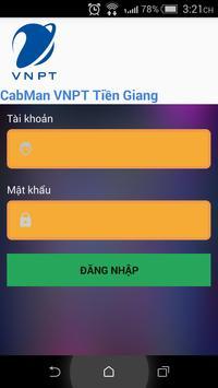 Cabman VNPT Tiền Giang poster