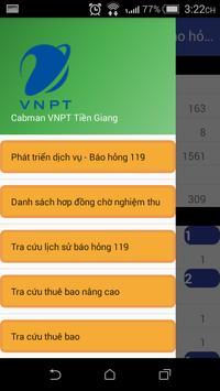 Cabman VNPT Tiền Giang screenshot 2