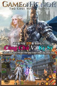 Game of Honor-Trò Chơi Vương Quyền poster
