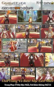 Game of Honor-Trò Chơi Vương Quyền screenshot 11