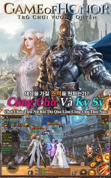 Game of Honor-Trò Chơi Vương Quyền screenshot 12