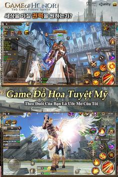 Game of Honor-Trò Chơi Vương Quyền screenshot 1