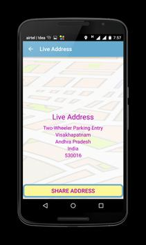Mobile GPS Location Tracker apk screenshot