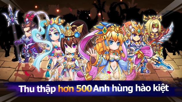 Phong Lưu Tam Quốc Mobile poster