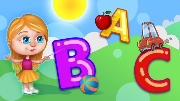 ABC for Kids: Alphabet Game poster