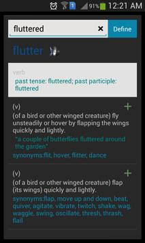 GDict - Google Dictionary screenshot 1