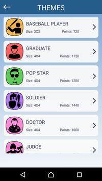 Word Crush: Brain Challenge apk screenshot