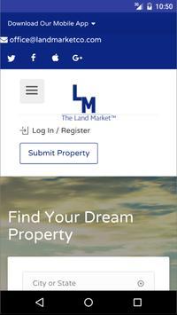 Land Market Company poster
