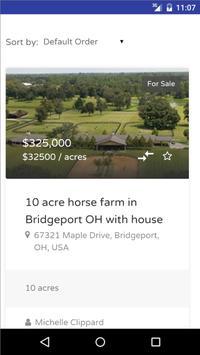 Land Market Company apk screenshot