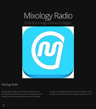 Mixology Radio screenshot 4