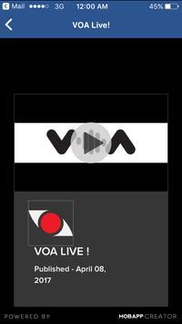 Voice of Aruba VOA apk screenshot