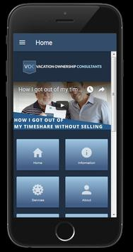 VOC screenshot 1