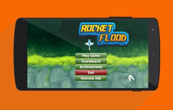 Rocket Flood poster